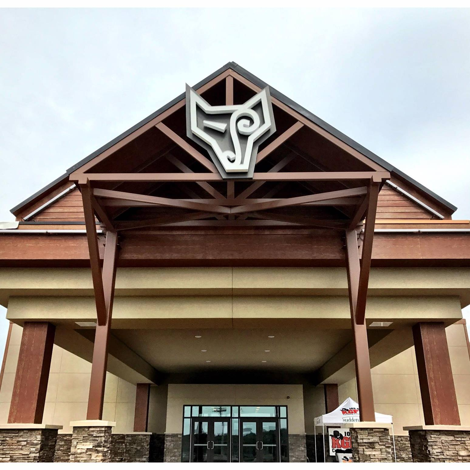 Stone Wolf Casino Renovation & Expansion